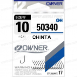 Куки Owner Chinta Black Chrome 50340