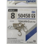 Мухарски куки Owner Tenkara-D with ring