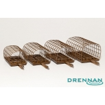 Фидер кошници DRENNAN STAINLESS OVAL CAGE