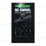 БЪРЗА ВРЪЗКА KORDA QUICK CHANGE SWIVEL