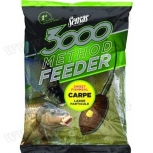 Захранка Sensas Method Feeder Carp Sweet Fishmeal