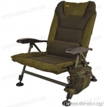 ШАРАНДЖИЙСКИ СТОЛ SOLAR SP C TECH RECLINER CHAIR LOW