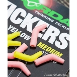 Korda Kickers Pink and Yellow