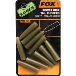Конуси FOX SAFETY POWER GRIP TAIL RUBBERS