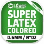 Ластик Sensas Super Latex Colored 700%