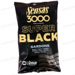 Захранка Sensas 3000 Super Black Gardons