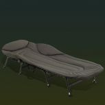 Легло STARBAITS CHALLENGER BED CHAIR