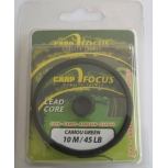 New lead core Carp Focus - Camou green !